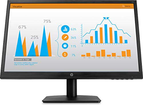 Big Save! HP N223 21.5 WLED LCD Monitor - 16:9-5 ms GTG
