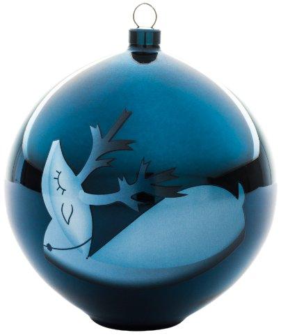 albero di Natale vetro soffiato