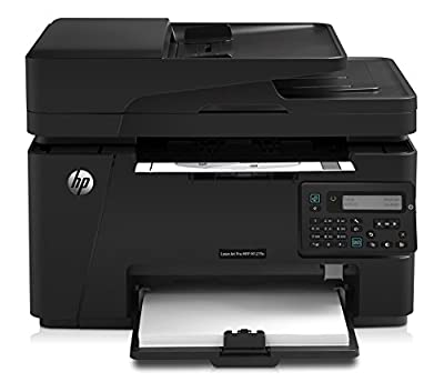 HP Laserjet M127FN Networked All-in-One Monochrome Printer