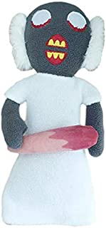 zcpace Horror Game Granny Plush Figure Toy Soft Stuffed Doll 10 Inch