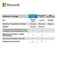 Microsoft 365 Family, Fino a 6 Persone, Abbonamento Annuale, PC/Mac, Smartphone, Tablet, Box #6