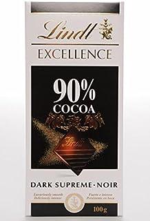 Lindt Excellence Dark Chocolate - 100g