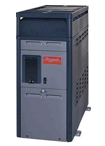 Raypak 014786-156A Propane Pool Heater 150K BTU for 0-4999ft Elevation 014786 - RYPR15 014786 - RYPR15