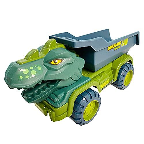 TNGXXWL Dinosaurier-Spielzeug-LKW,...
