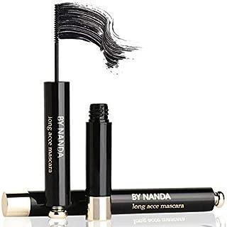 Ultra-fine Black Mascara,Natural Lasting Mascara Makeup Lash Mascara Cream Eyelash Mascara Great Lash Washable Mascara Eyes Makeup Tools