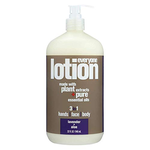Eo Lotion Lavender and Aloe 32 Ounces