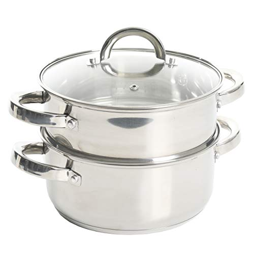 Oster Sangerfield Stainless Steel Cookware,...