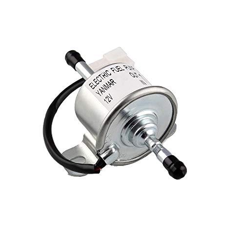 Bagger Kraftstoffpumpe Benzin Diesel Benzinpumpe 129612-52100 Gelten für Yanmar 4TNV88 Hitachi