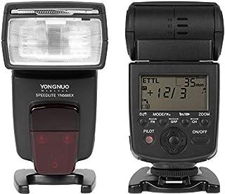 فلاش يونغنيو YN568EX سبيدلايت سليف اللاسلكي مع HSS 1/8000 لكاميرا نيكون (i-TTL, M, Multi Mode)