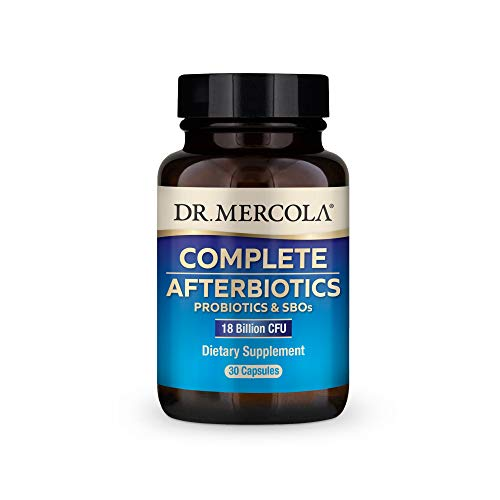 Dr. Mercola Complete Afterbiotics Dietary...