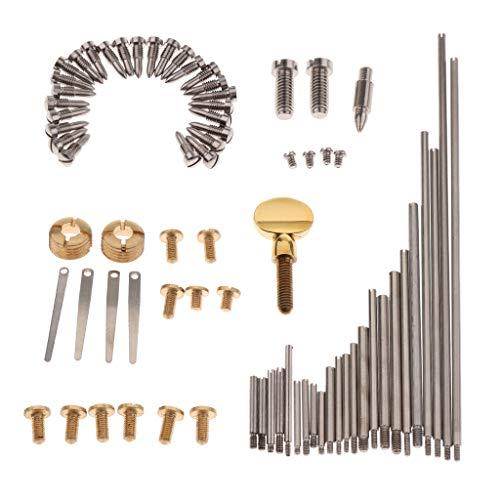 Saxophon Sax Reparatur Schrauben Ersatzteile für Alto Saxophon
