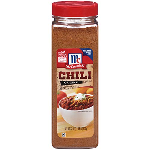 McCormick Original Chili Seasoning Mix, 22 oz