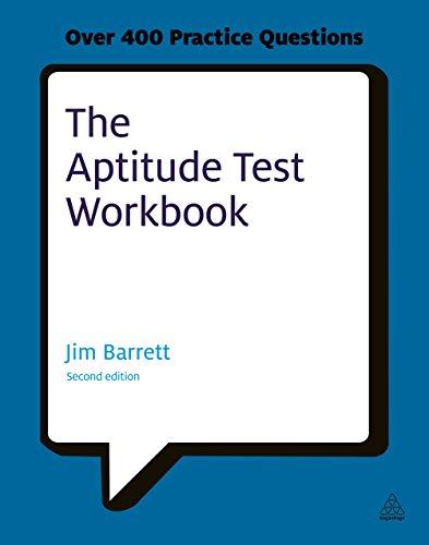 The Aptitude Test Workbook: Disc...