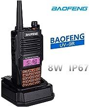 radtel Baofeng UV-9R Walkie Talkie Radio BF-UV9R IP67 Waterproof Dual Band Ham Radio 8W UV 9R