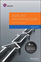 Audit and Accounting Guide: Revenue Recognition 2019 (AICPA Audit and Accounting Guide)