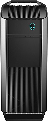 Premium Dell Alienware Aurora R7 VR Flagship Ready Gaming Desktop Computer (Intel Core i7-8700 3.2GHz up to 4.6GHz, 16GB DDR4 RAM, 256GB SSD + 1TB HDD, NVIDIA GTX 1070 8GB, DVD, Bluetooth, Windows 10)