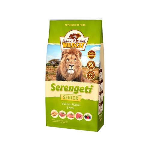 Wildcat Serengeti Senior Trockenfutter, 500 g