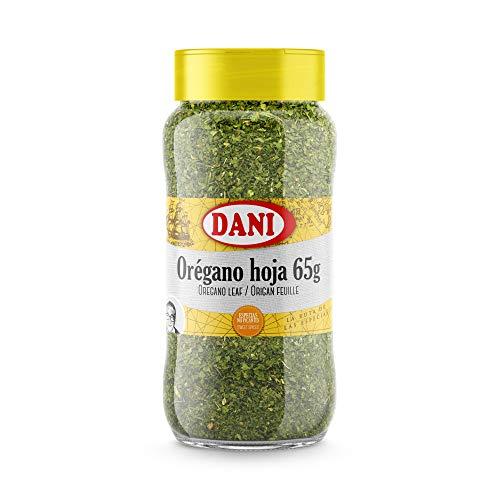 Dani, Oregano Blatt g, Gewürze, 65 g