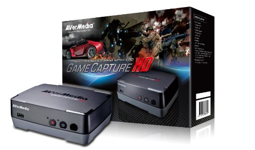 AVerMedia Game Capture HD (6,4 cm (2,5 Zoll), Upscaler 1080p, USB 2.0)