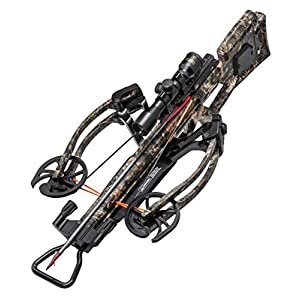 Wicked Ridge RDX 400 Crossbow with Multi-Line Scope, Package