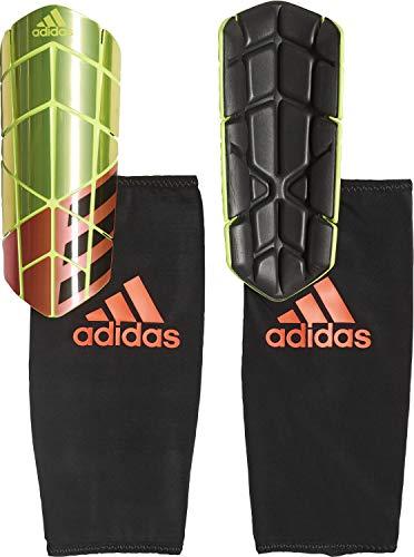 adidas Erwachsene X Pro Schienbeinschoner, Solar Yellow/Solar Red/Black, M