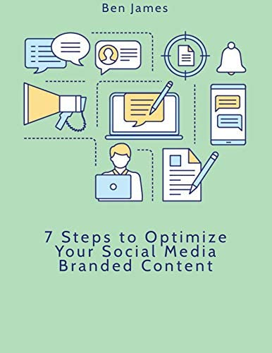 7 Steps to Optimize Your Social Media Branded Content Your Handbook To Optimize Your Content product image