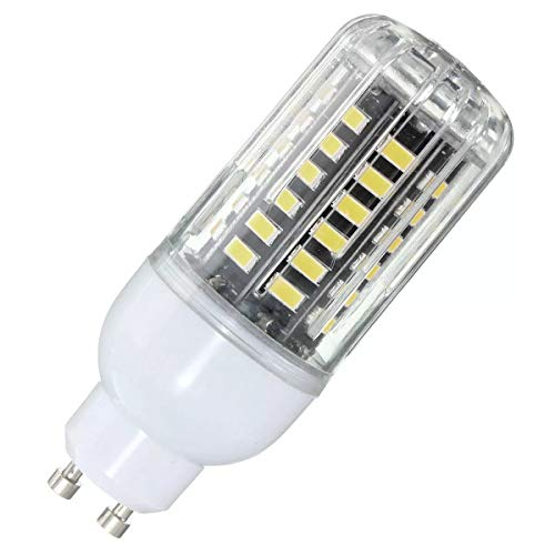 lampadine GU10 B22 5W 500LM LED Caldo naturale Blub di mais bianco naturale AC85-265 lampadine d'epoca (Color : Natural White GU10)