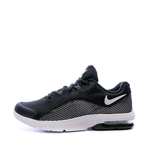 Nike Air MAX Advantage 2 (GS), Zapatillas de Running Hombre, Negro (Black/White/Anthracite 002), 38.5 EU