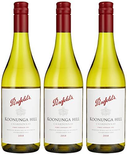 Penfolds Koonunga Hill Chardonnay 2018 (3 x  750 ml)