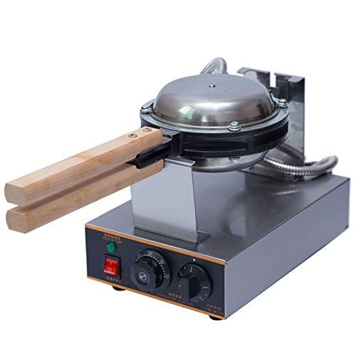ALDKitchen Waffel Hersteller Kommerzielle Elektro-Antihaftprofi Gedrehte Puff Cake Eisen Hersteller Maschine Bubble Egg Cake Backofen,110V US Plug