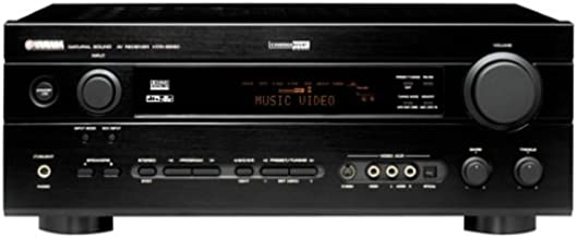 Yamaha HTR-5660 6-Channel Digital Home Theater Receiver (Discontinued by Manufacturer)