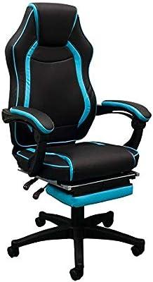 Regalos Miguel - Sillas Gaming - Silla Nitro - Azul Celeste