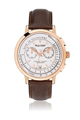 Philip Watch Grand Archive 1940 R8271698001 - Orologio da Polso Uomo