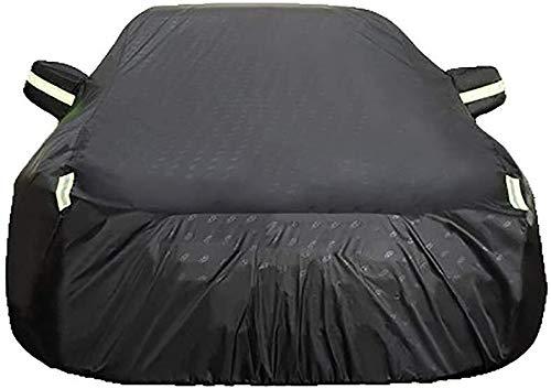 Car Cover compatibel met BMW 1-serie wind- en regenbescherming voor de hele dag, bescherming, binnen en buiten Wzmdd 120i M