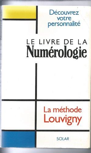 Le livre de la numérologie
