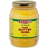 Tazah Natural Ghee Butter Pure Clarified Butter Ghee 32 Ounce