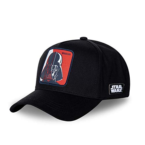 Collabs Gorra Star Wars Dark Vader Negra Talla Unica