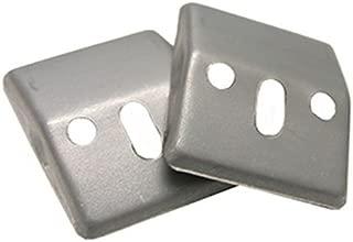 LASCO 13-1705 Wall Hung Sink Hangers Stamped Steel One pair