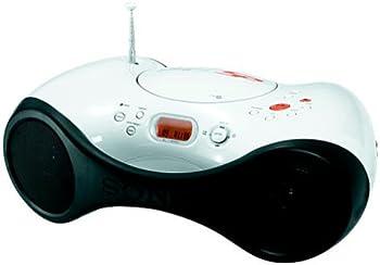 Sony ZS-X3CP S2 Sports CD/Radio Boombox  White