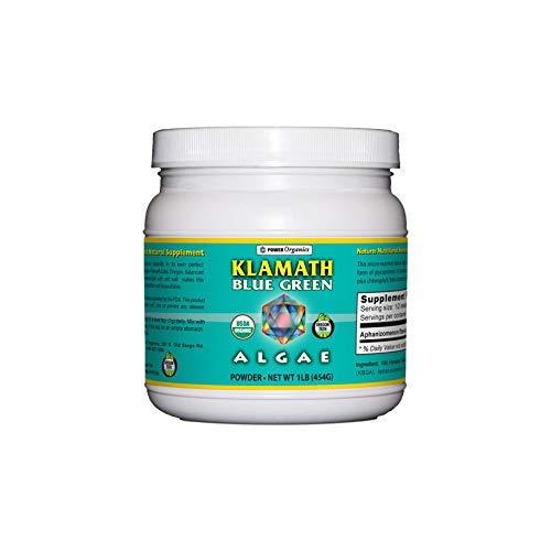 Klamath Blue Green Algae Powder 1 lb by Power Organics