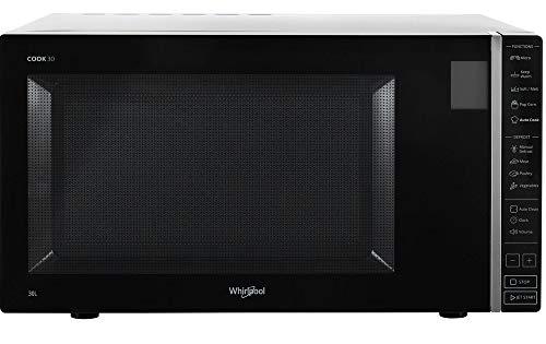 Whirlpool 30 L Solo Microwave Oven (MAGICOOK PRO SOLO 30, Black)