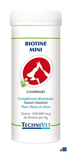 Chadog Biotine Mini - 200 Comprimés 100 GR