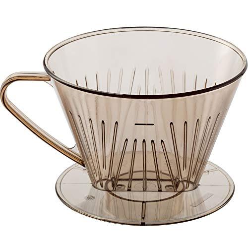 Westmark Kaffeefilter/Filterhalter, Filtergröße 2, Für bis zu 2 Tassen Kaffee, 24522261