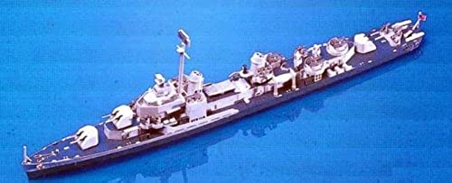 Skywave 1 700 WWII US Destroyer DD710 Geabague Model Kit by Skywave