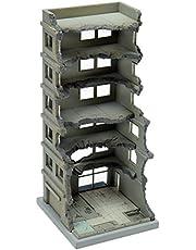 トミーテック ジオコレ 建物コレクション 解体中の建物 ジオラマ用品