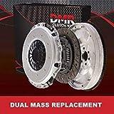A6 1.9 TDi AJM AWX Kit de embrague/DMR incl. Flywheel Solid (DMF conv a SMF)