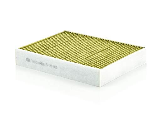 Original MANN-FILTER Innenraumluftfilter FP 25 001 – FreciousPlus Biofunktionaler Pollenfilter – Für PKW