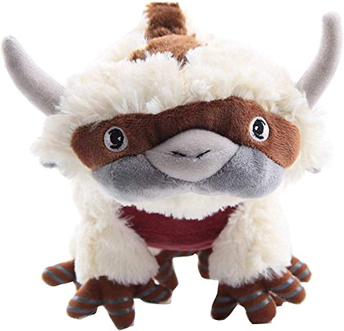 "VIKA Appa Cow Plush Figure Doll Toys Stuffed Animals from Anime The Last Airbender - 18""(Raise Head ver.)"
