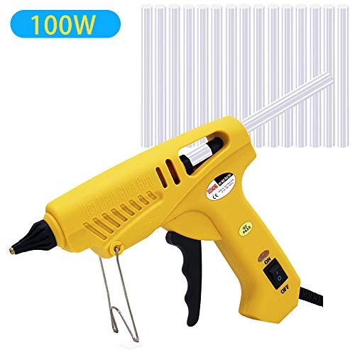 GS 10PCS//giallo stick di colla a caldo di bricolage per pistola per colla Paintless Dent kit di riparazione Dent Remover