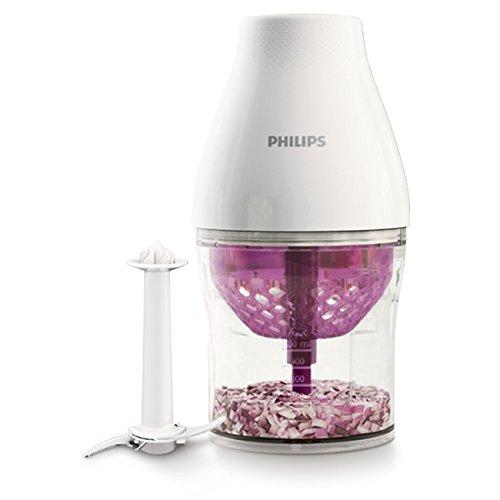 Philips キッチン家電マルチチョッパー チョップドロップテクノロジー ホワイト HR2505/56 1リットル